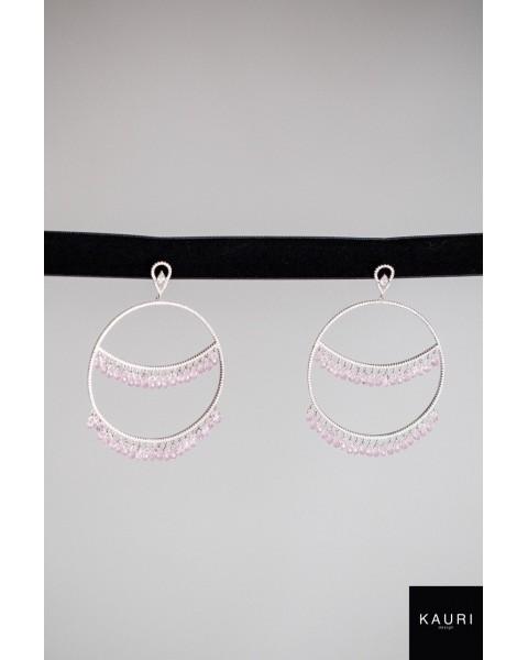 Сережки срібні