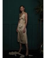 Сукня-комбінація, довжина міді