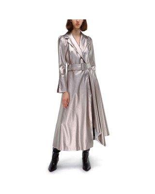 A coat dress