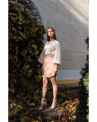 Спідниця міні рожевого кольору