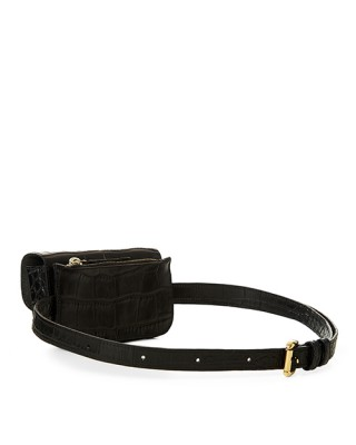 Сумка Giulia belt bag black