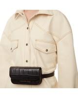 Сумка Giulia belt bag black