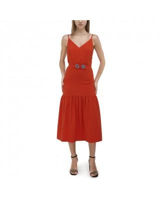 Сукня-майка на підкладі