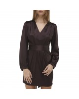 Сукня-міні із шовку