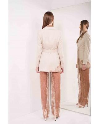 Мереживні брюки
