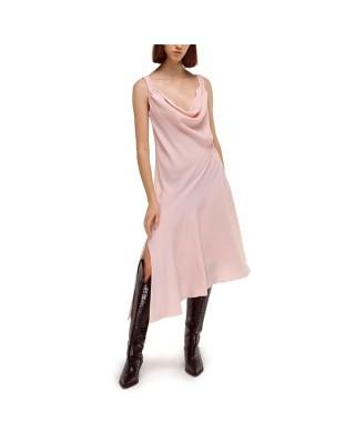Сукня з асиметричною спідницею